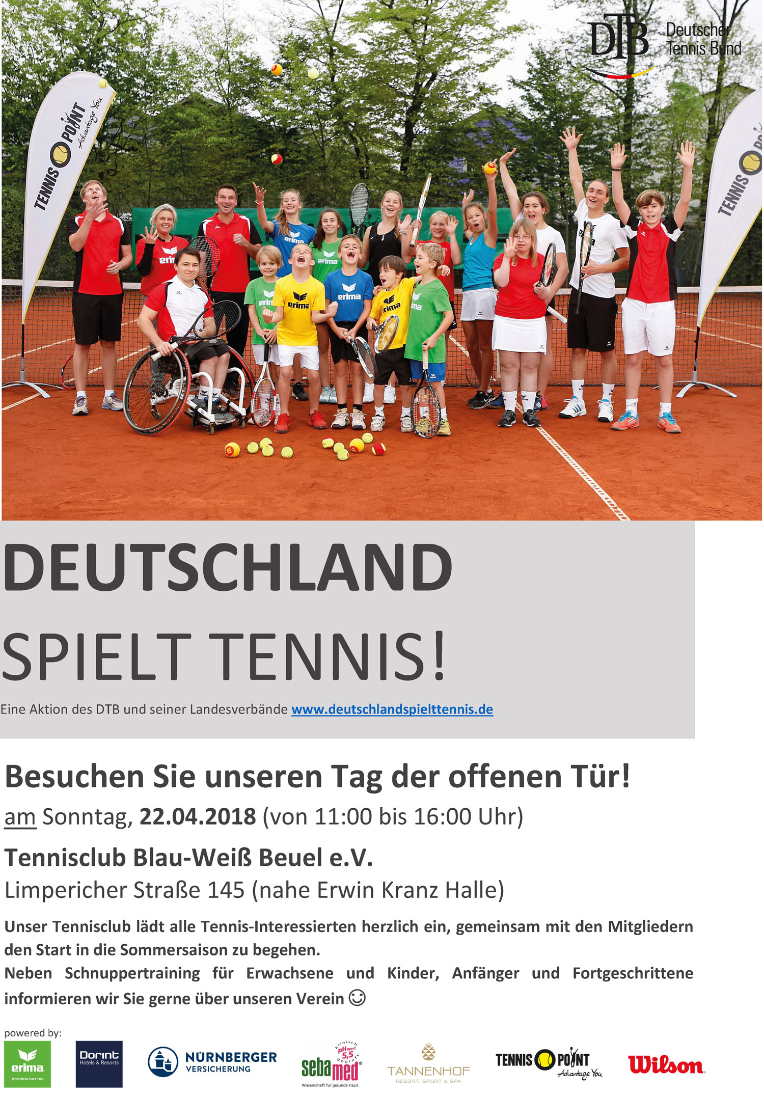 Tennistag 2018
